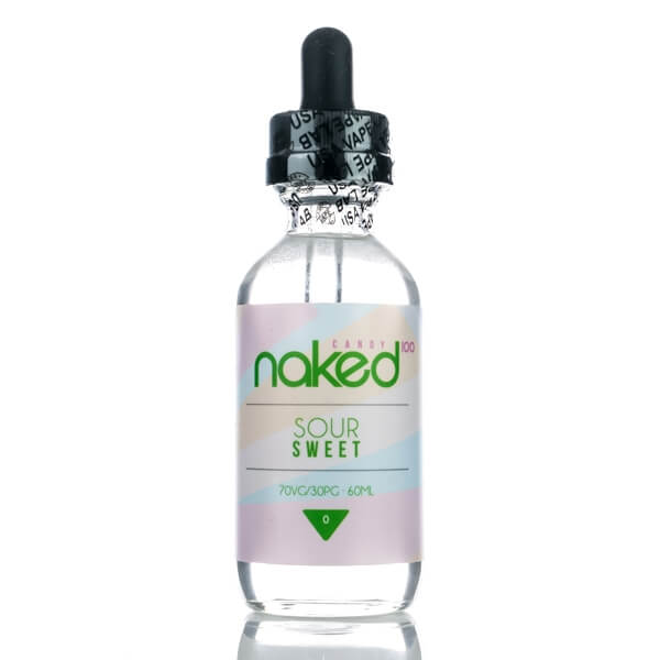 Sour Sweet 60ml by Naked100