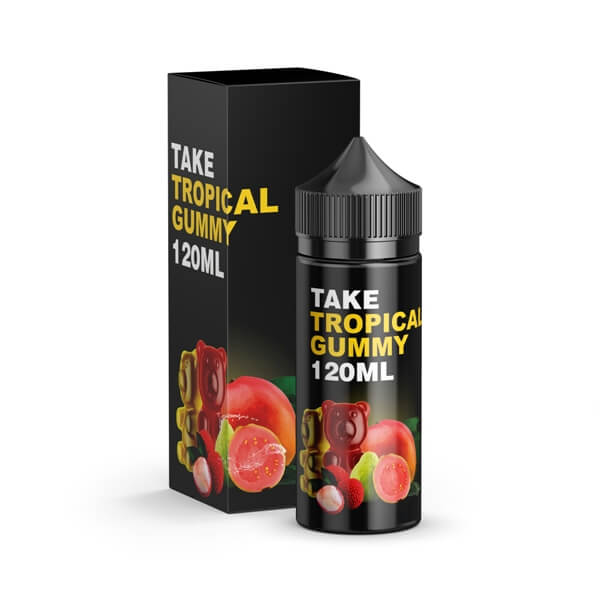 Tropical Gummy 120ml by Take