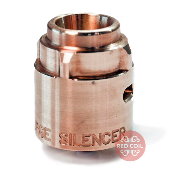 Silencer RDA 24mm by Purge Mods