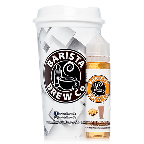 S'mores Mocha Breeze 60ml by Barista Brew Co.