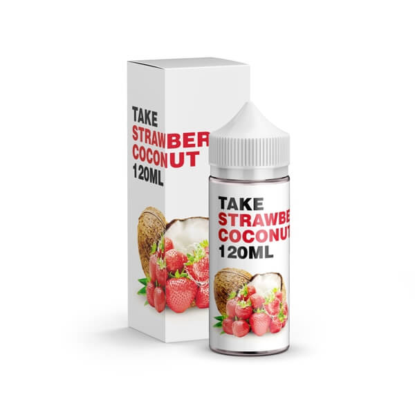 Strawberry Coconut 120ml by Take