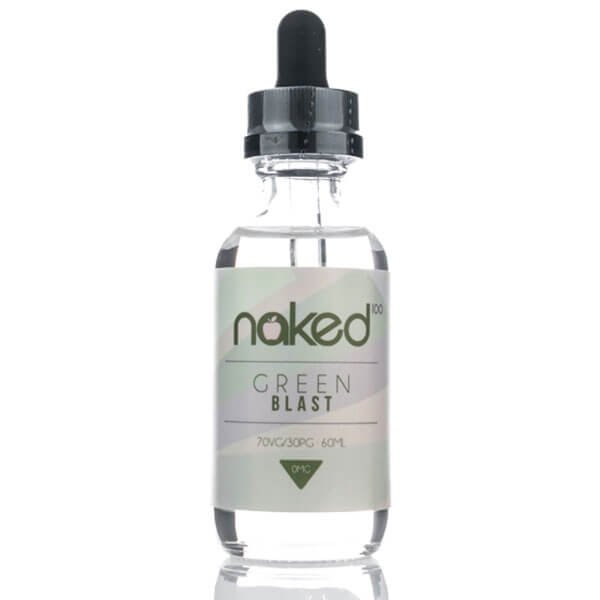 Green Blast 60ml by Naked100