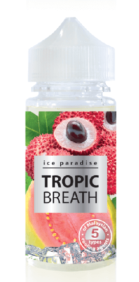 Tropic Breath 100 ml by Ice Paradise