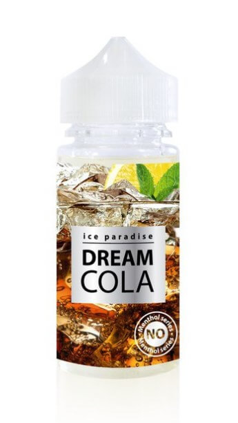 Dream Cola (No Menthol) 100 ml by Ice Paradise