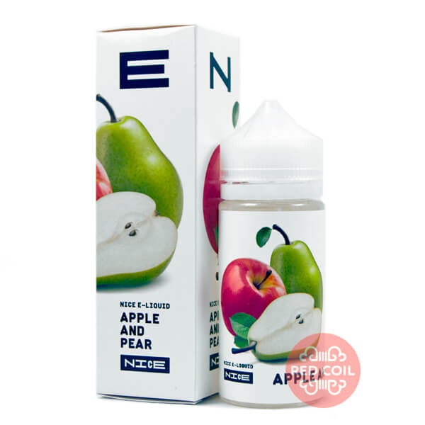 Apple and Pear 100ml by Nice
