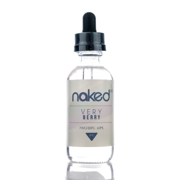 Very Berry 60ml by Naked100