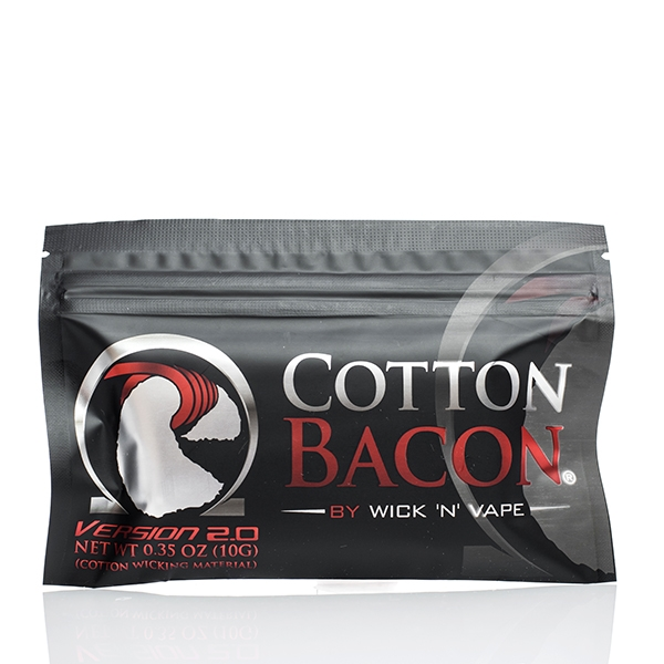 Wick'n'Vape Cotton Bacon v2