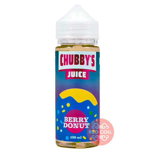 Berry Donut 120ml by Chubby's