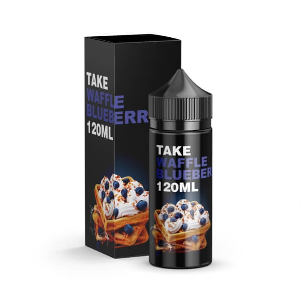Waffle Blueberry 120ml by Take