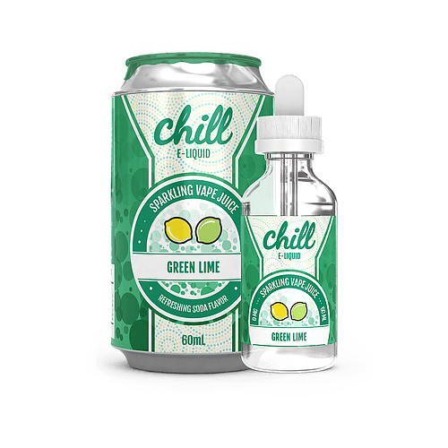 Green Lime 60ml by Chill E-Liquid