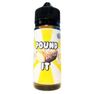 Pound It 120ml by FoodFighter Juice