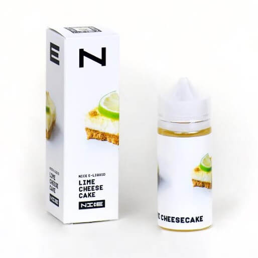 Lime Cheesecake 100ml by Nice