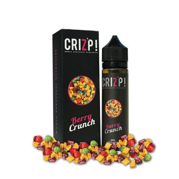 Berry Crunch 60ml by Crizp!