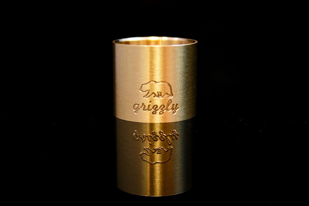 Grizzly Sleeve for Kennedy RDA by District F5VE