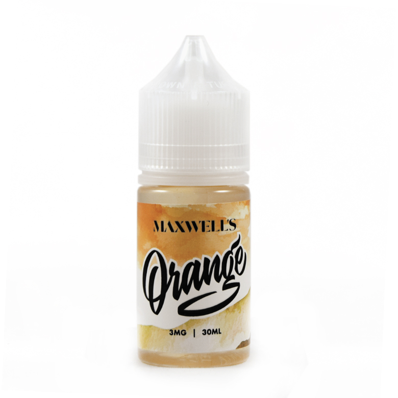 Orange 30ml by Maxwell's