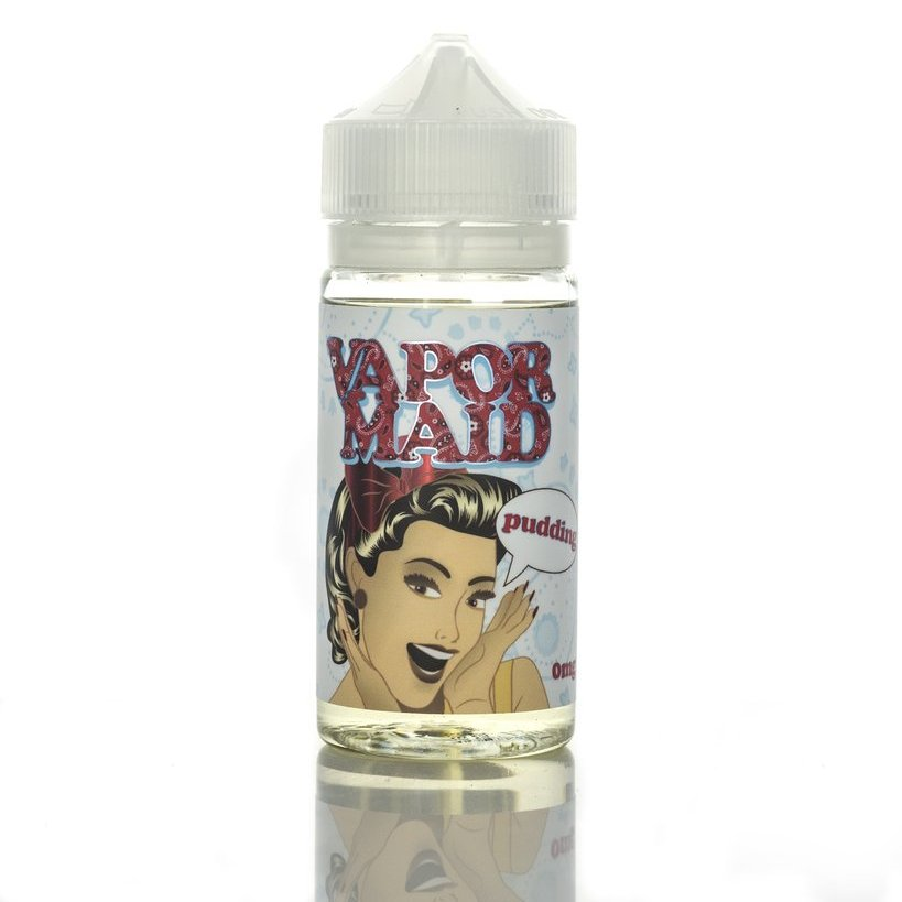 Pudding 100ml by Vapor Maid E-juice
