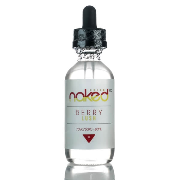 Berry Lush 60ml by Naked100