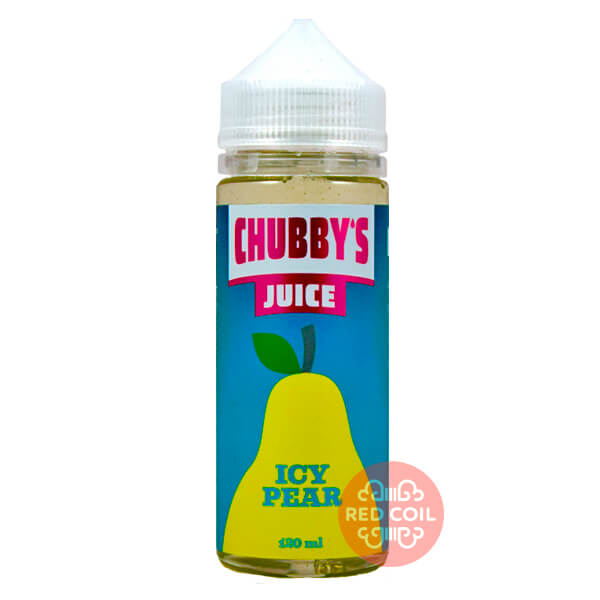 Icy Pear 120ml by Chubby's