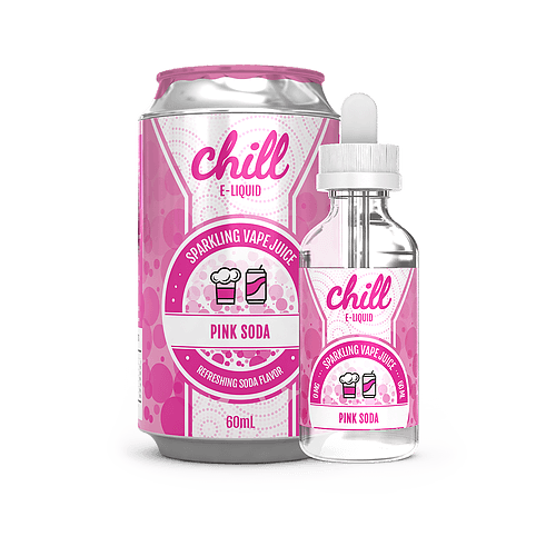Pink Soda 60ml by Chill E-Liquid