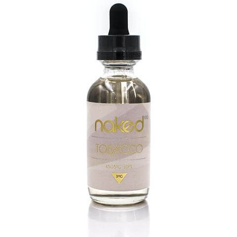 Euro Gold Tobacco 60ml by Naked100