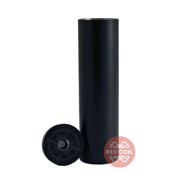 Gunmetal Limited Edition Broadside Mechanical Tube Mod By BJ Box Mods