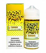 Banana 100ml by Drpy Fruit E-Liquid