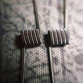 Staggered Clapton Coil (MTL) (2 шт.) by J&M Coils