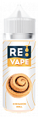 Cinnamon Roll 120ml by ReVape (Expired)