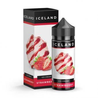 Strawberry 120ml by Iceland