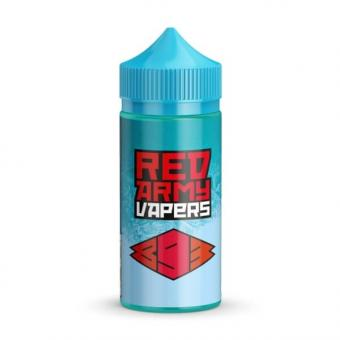 893 Red Army 100ml by Glitch Sauce Iced Out