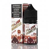 PB & Strawberry 30ml by Jam Monster Salt