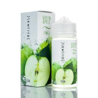 Green Apple 100ml by Skwezed E-Liquid