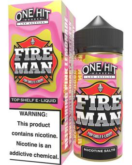Fire Man 100ml by One Hit Wonder