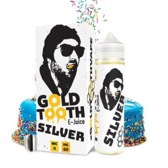 Silver 60ml by Gold Tooth E-Liquid