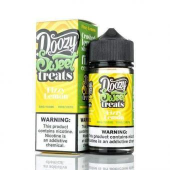 Fizzy Lemon 100ml by Doozy Sweet Treats