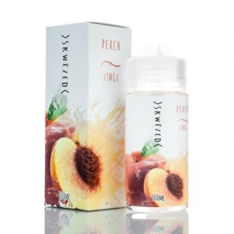 Peach 100ml by Skwezed E-Liquid
