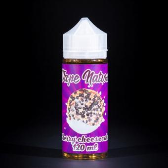 Berry Cheesecake 120ml by Vape Nation