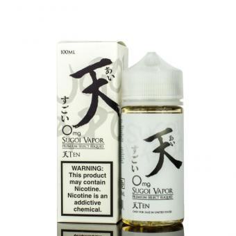 Ten 100ml by Sugoi Vapor