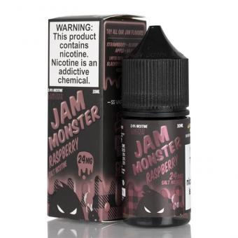 Raspberry 30ml by Jam Monster Salt