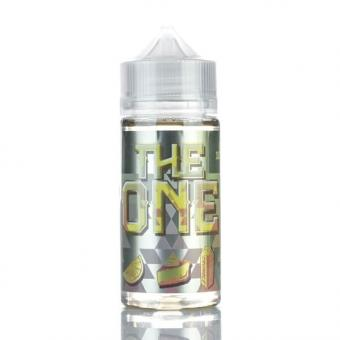 Lemon Crumble Cake 100ml by The One E-Juice