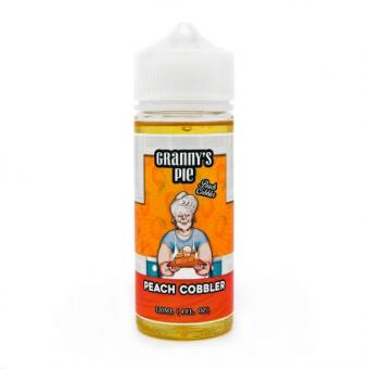 Peach Cobbler 120ml by Granny's Pie