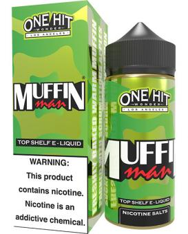 The Muffin Man 100ml by One Hit Wonder