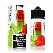 Strawberry Kiwi 100ml by Juice Head E-Liquid