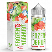 Клубника - Киви 120ml by Frozen Yoghurt (Ice Boost)