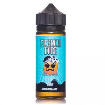 French Dude 120ml by Vape Breakfast Classics