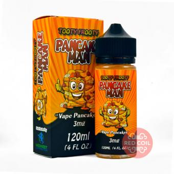 Tooty Frooty Pancake Man 120ml by Vape Breakfast Classics