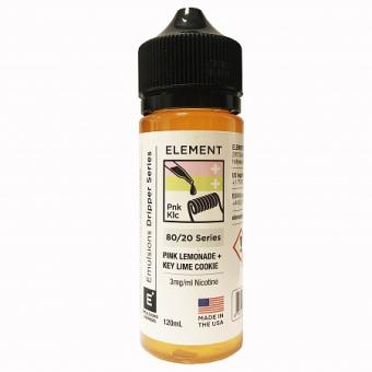Pink Lemonade + Key Lime Cookie 120ml by Element E-Liquid