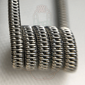 Staggered Clapton Coil (2 шт.) by J&M Coils