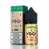 Apple Cinnamon Granola Bar 30ml by Yogi Salt