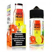 Pineapple Grapefruit 100ml by Juice Head E-Liquid